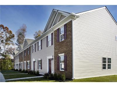 Henrico Condo/Townhouse For Sale: 1512 Rapunzel Way #D3