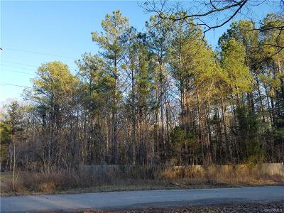 Dinwiddie County Residential Lots & Land For Sale: Hazel Avenue