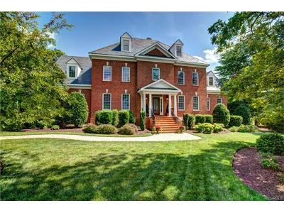 Goochland County Single Family Home For Sale: 212 Kinloch Road
