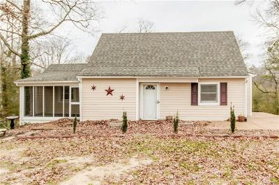 Chester Single Family Home For Sale: 3636 Curtis Street