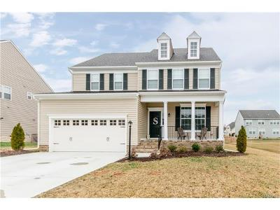 North Chesterfield VA Single Family Home For Sale: $329,999