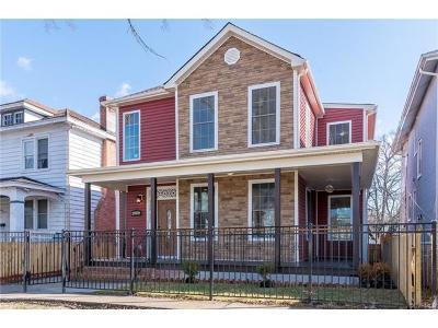 Richmond Single Family Home For Sale: 2909 Barton Avenue
