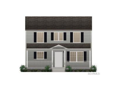 Henrico Single Family Home For Sale: 8578 Gibbs Lane