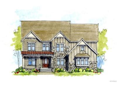 Midlothian Single Family Home For Sale: 1336 Ascot Hill Terrace