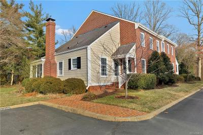 Henrico Condo/Townhouse For Sale: 300 North Ridge Road #60