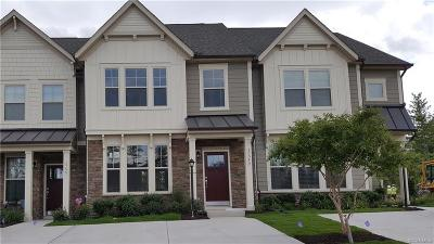 Chesterfield County Condo/Townhouse For Sale: 17545 Memorial Tournament Drive #17545