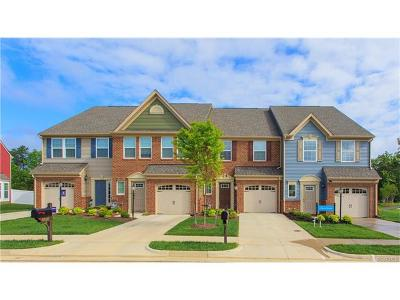 Henrico Condo/Townhouse For Sale: 609 Lenten Rose Lane #N-B
