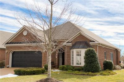 Chesterfield County Single Family Home For Sale: 14031 Shawhan Court