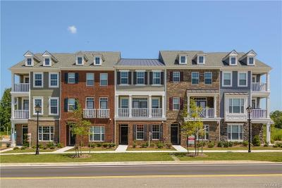 Williamsburg Condo/Townhouse For Sale: 4939 Settlers Market Boulevard #8
