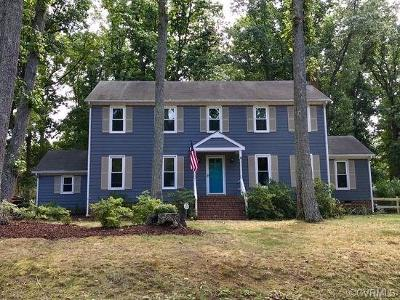 Chesterfield County Rental For Rent: 1625 Robindale Road