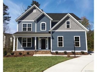 Chesterfield VA Single Family Home For Sale: $355,450