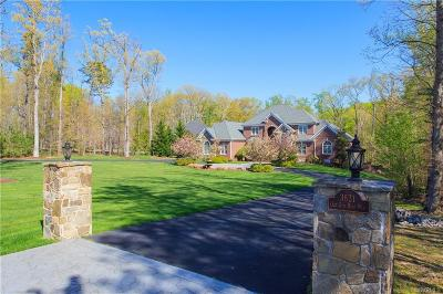 Midlothian Single Family Home For Sale: 3621 Old Gun Road West