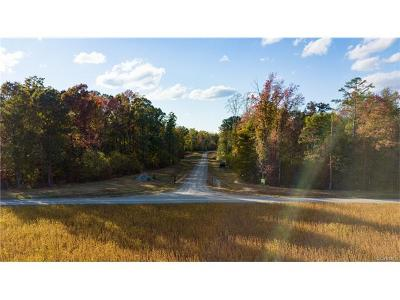 Amelia County Residential Lots & Land For Sale: Lot 11 Silver Maple Drive