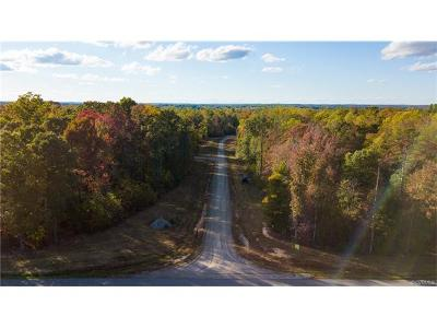 Amelia County Residential Lots & Land For Sale: Lot 8 Silver Maple Drive