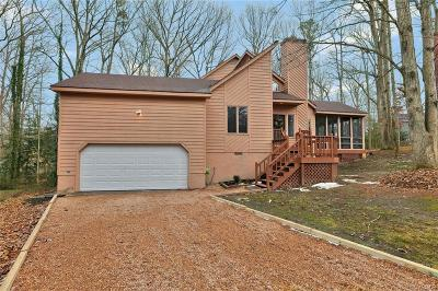 Chesterfield VA Single Family Home For Sale: $247,500