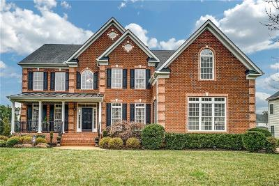 Henrico County Single Family Home For Sale: 4913 Austin Healey Place