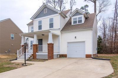 Henrico Single Family Home For Sale: 340 Wilmer Avenue