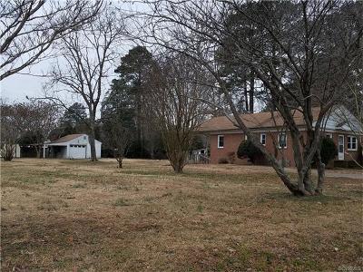 Hanover County Single Family Home For Sale: 8315 New Ashcake Road