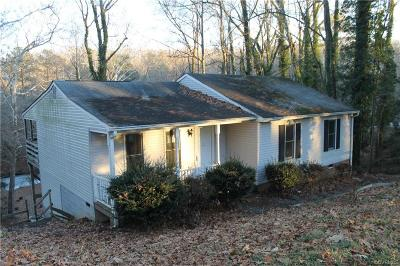 Chesterfield VA Single Family Home For Sale: $115,000