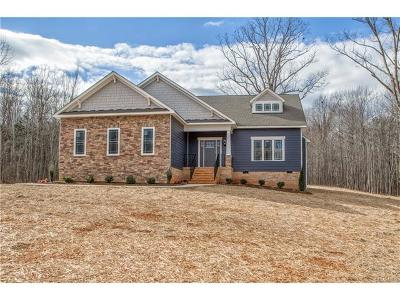 Powhatan County Single Family Home For Sale: 2323 Branchway Creek Drive