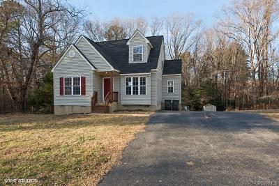 Williamsburg Single Family Home For Sale: 3913 Strawberry Plains Road