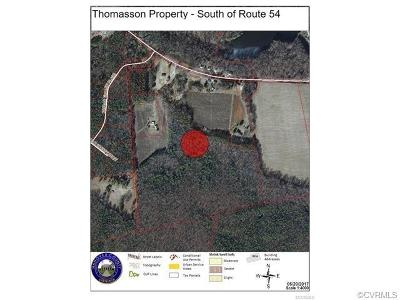 Ashland Residential Lots & Land For Sale: 12155 West Patrick Henry Road