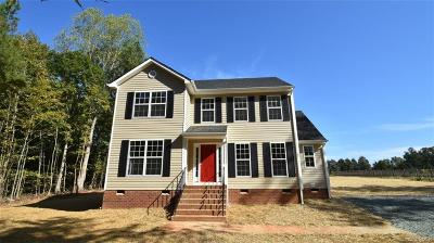 New Kent Single Family Home For Sale: 5951 Wensleydale Drive