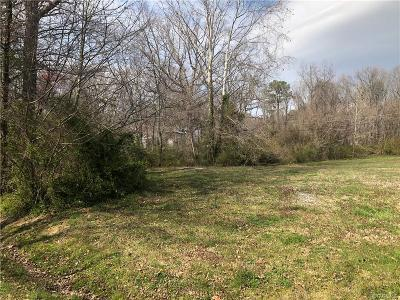 Henrico County Residential Lots & Land For Sale: 5711 Edgelawn Street