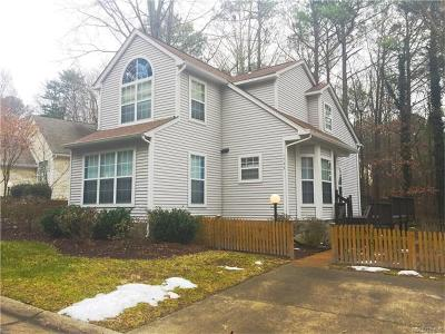 Henrico Single Family Home For Sale: 1723 Timberly Waye