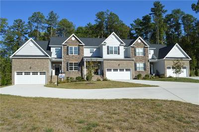 Henrico Condo/Townhouse For Sale: 285 Creekmore Place #C