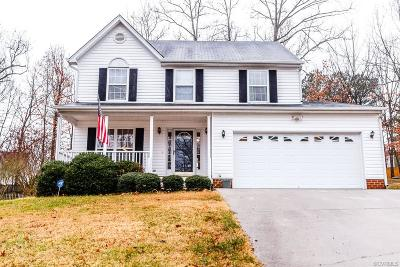 Chester Single Family Home For Sale: 2542 Exhall Court