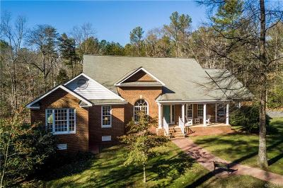 Manakin Sabot Single Family Home For Sale: 902 Hermitage Road