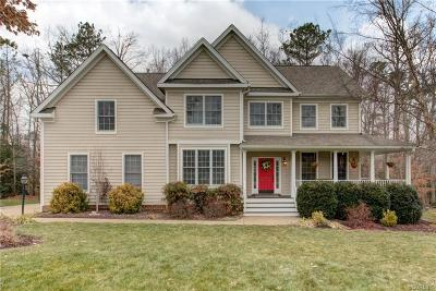 Chesterfield County Single Family Home For Sale: 4512 Jaydee Drive