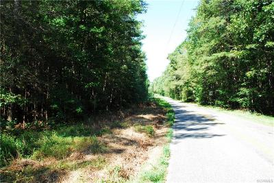 Hanover County Residential Lots & Land For Sale: 16029 Old Ridge Road