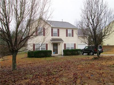 Chesterfield County Single Family Home For Sale: 3029 Littlebury Drive