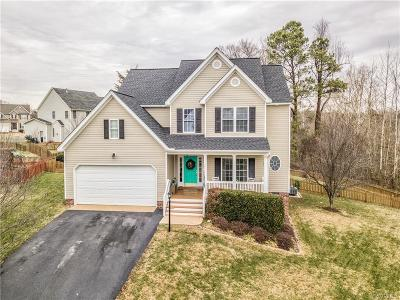 Glen Allen Single Family Home For Sale: 11404 Haltonshire Way
