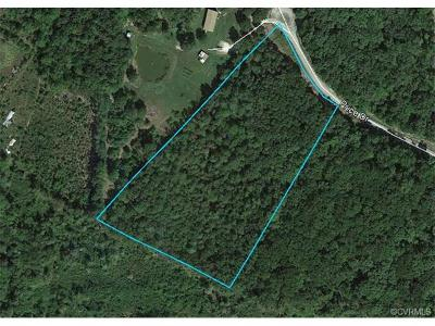 Amelia Residential Lots & Land For Sale: 5.43 Acres Price Drive