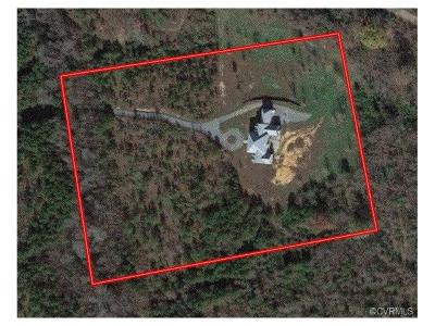 Dinwiddie County Single Family Home For Sale: 8425 Hobbs Mill Road