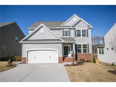 Midlothian VA Single Family Home For Sale: $459,950