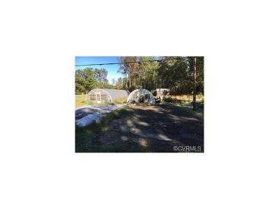 Henrico County Residential Lots & Land For Sale: 5400 Darbytown Road