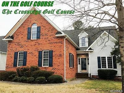 Henrico County Rental For Rent: 588 Virginia Center Parkway