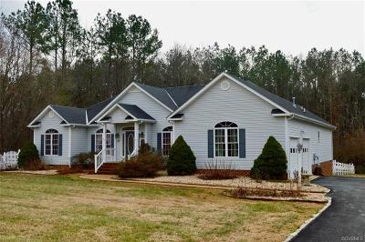 Powhatan County Single Family Home For Sale: 2327 Graceland Drive