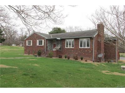 Chester Single Family Home For Sale: 15401 Hanover Street