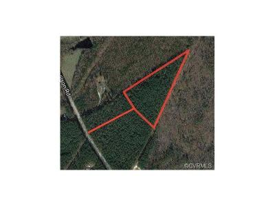 Dinwiddie County Residential Lots & Land For Sale: 11711 Wilson Road
