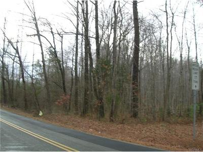 Hanover County Residential Lots & Land For Sale: 14609 Bethany Church Road