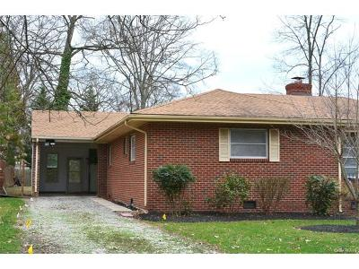 Chesterfield County Rental For Rent: 2529 Traymore Road