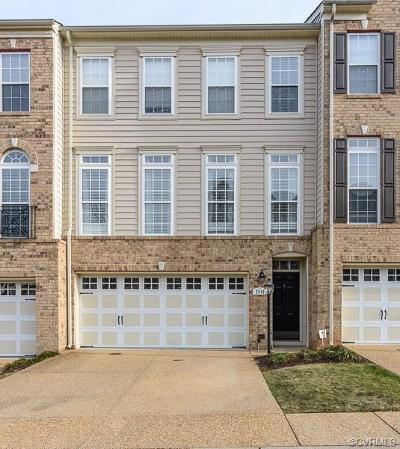 Glen Allen Condo/Townhouse For Sale: 2916 Murano Way #2916