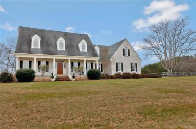 Goochland VA Single Family Home For Sale: $614,900