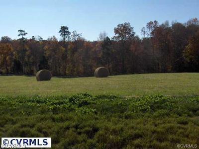 Powhatan Residential Lots & Land For Sale: 733 Appomattox Trace