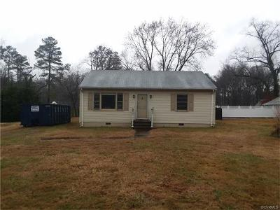 Henrico Single Family Home For Sale: 626 South Holly Avenue